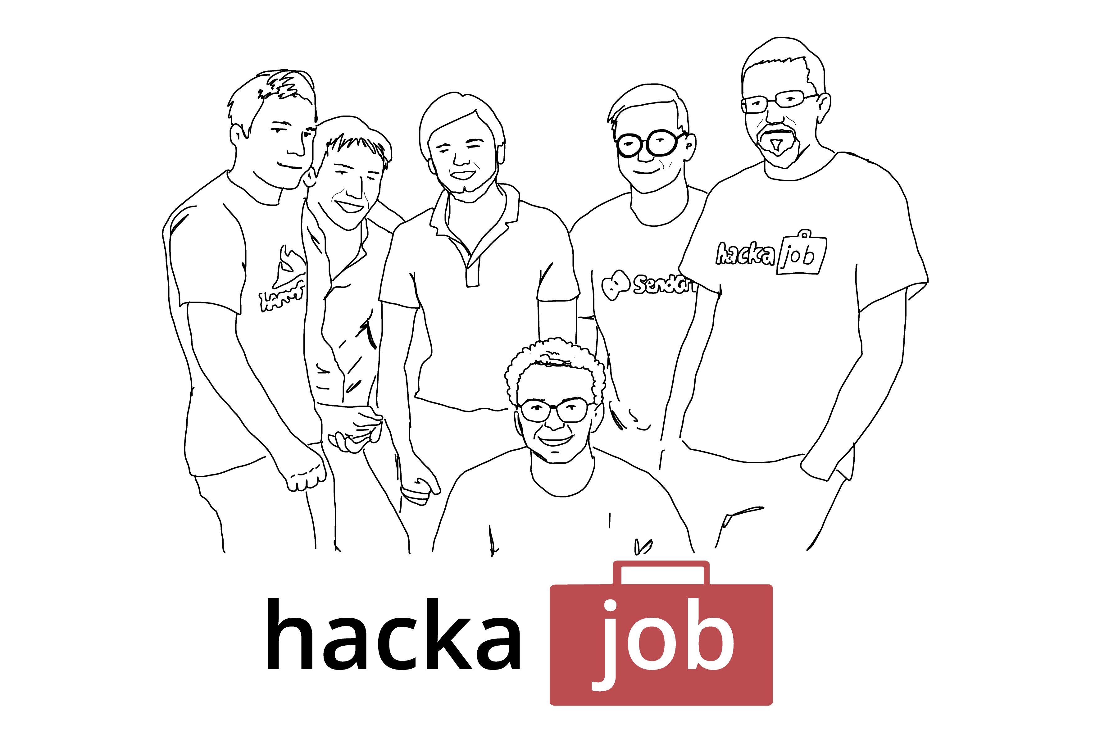 Hackajob Fast Energetic Metric Driven Deekit