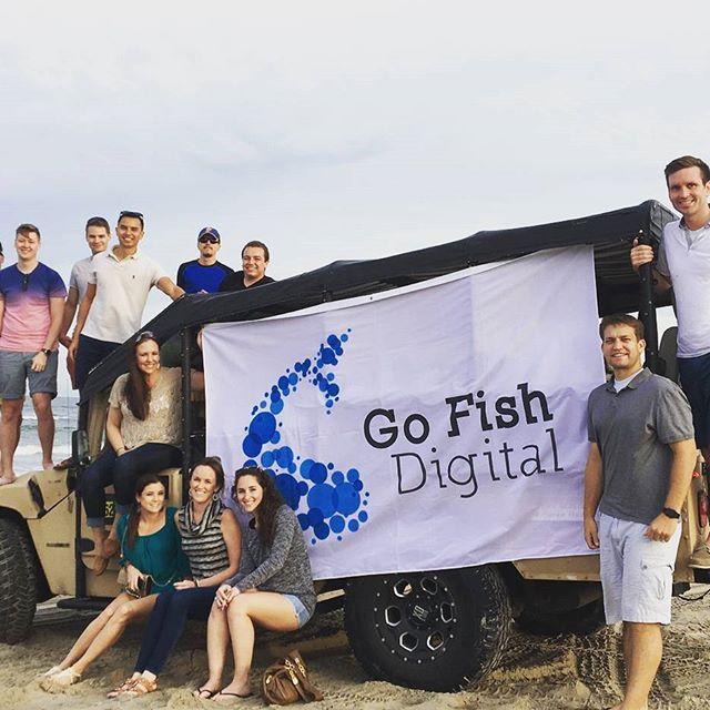 Go Fish Digital team
