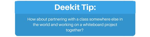 Deekit teaching tips 3
