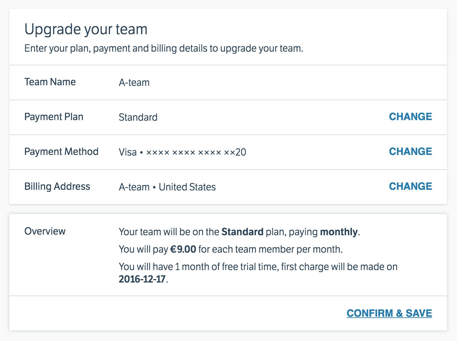 Paymentflow